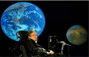 Stephen Hawkins NASA