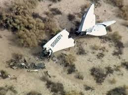 Virgin Galactic Crash