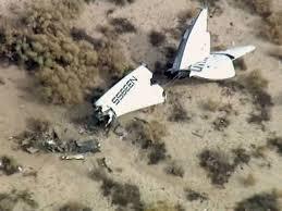 Virgin Galactic Crash