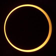 annualar eclipse