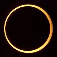 annualar eclipse