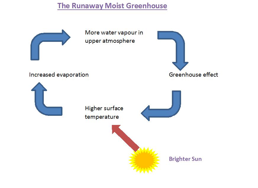 Runaway Moist Greenhouse