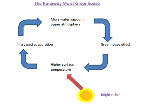 Runaway Moist Greenhouse