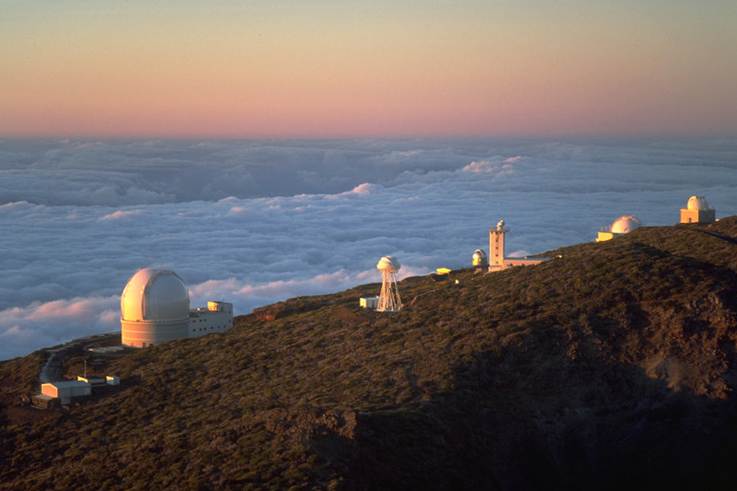 La Palma Telescopes