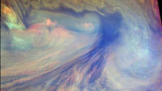 Jupiter HotspotIR