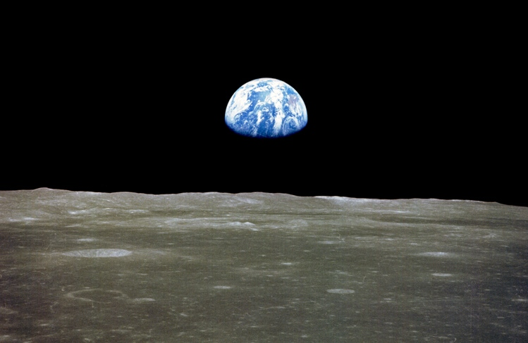 earth from moon apollo - photo #1